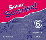 Super Surprise 6 Class Audio CD