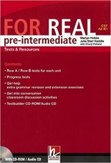 FOR REAL Pre-Intermediate Level Tests & Resources + Testbuilder CD-ROM / Audio CD