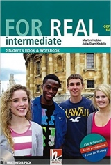 FOR REAL Intermediate Level Student´s Pack (Student´s Book / Workbook + Links + Links CD + CD-ROM)