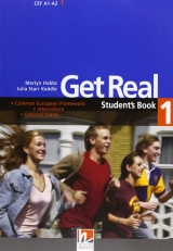 GET REAL Level 1 Elementary Full edition Student´s Book + CD-ROM