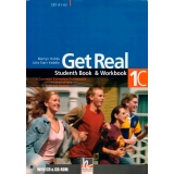 GET REAL COMBO 1C STUDENT´S BOOK PACK (Student´s Book & Workbook Multipack C + Audio CD + CD-ROM)