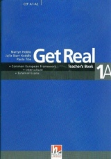 GET REAL COMBO 1A Teacher´s Book A + Audio CD