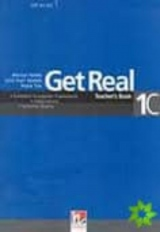 GET REAL COMBO 1C Teacher´s Book C + Audio CD