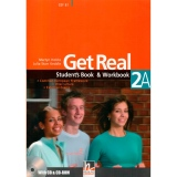 GET REAL COMBO 2A STUDENT´S BOOK PACK (Student´s Book & Workbook Multipack A + Audio CD + CD-ROM)