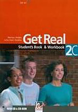 GET REAL COMBO 2C STUDENT´S BOOK PACK (Student´s Book & Workbook Multipack C + Audio CD + CD-ROM)