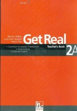 GET REAL COMBO 2A Teacher´s Book A + Audio CD