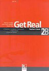 GET REAL COMBO 2B Teacher´s Book B + Audio CD
