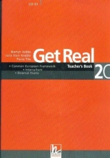 GET REAL COMBO 2C Teacher´s Book C + Audio CD