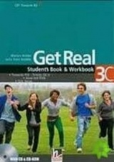 GET REAL COMBO 3C STUDENT´S BOOK PACK (Student´s Book & Workbook Multipack C + Audio CD + CD-ROM)