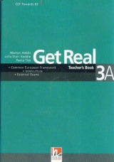 GET REAL COMBO 3A Teacher´s Book A + Audio CD