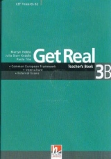 GET REAL COMBO 3B Teacher´s Book B + Audio CD