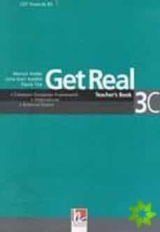 GET REAL COMBO 3C Teacher´s Book C + Audio CD