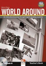 World Around Teacher´s Book + Audio CD