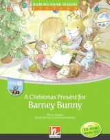HELBLING Young Readers B A Christmas Present for Barney Bunny + CD/CD-ROM (Maria Cleary)