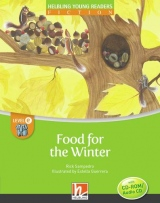 HELBLING Young Readers E Food For The Winter + CD/CD-ROM (Rick Sampedro)