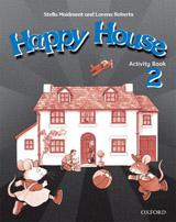 Happy House 2 Activity Book