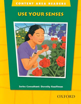 Content Area Readers Use Your Senses