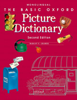 The Basic Oxford Picture Dictionary, Second Edition Monolingual Edition