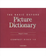 The Basic Oxford Picture Dictionary, Second Edition Audio CDs (3)