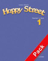 Happy Street 1 Teacher´s Resource Pack