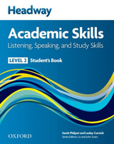Headway Academic Skills 2 Listening & Speaking Student´s Book