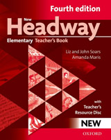New Headway Elementary (4th Edition) Teacher´s Book with Resource Disc