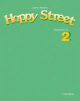 Happy Street 2 Teacher´s Book