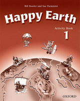 Happy Earth 1 Activity Book