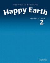 Happy Earth 2 Teacher´s Book