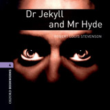 New Oxford Bookworms Library 4 Dr Jekyll and Mr Hyde Audio CDs (2)
