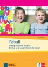 Fabuli Vorkurs, Kursbuch