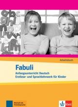 Fabuli Vorkurs, Arbeitsbuch
