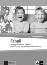 Fabuli Vorkurs, Lehrerhandbuch