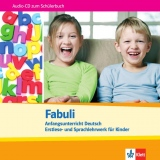 Fabuli Vorkurs, Audio-CD