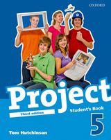 Project 5 Third Edition Student´s Book International English Edition