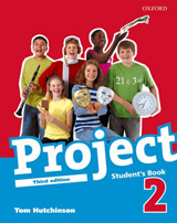 Project 2 Third Edition STUDENT´S BOOK International English Edition