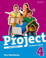 Project 4 Third Edition STUDENT´S BOOK International English Edition