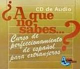 ?A QUE NO SABES? CD AUDIO