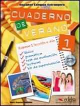 CUADERNO DE VERANO 1 + CD