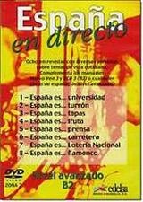 ESPANA EN DIRECTO DVD ZONA 1