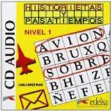 HISTORIETAS PASATIEMPOS I CD AUDIO