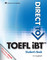 Direct to TOEFL iBT Student´s Book + Website Pack