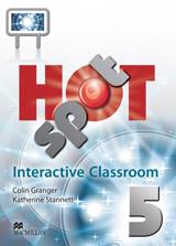 Hot Spot 5 Teacher´s Book + Test CD Pack + Audio CD