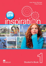 New Inspiration 1 Student´s Book