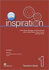 New Inspiration 1 Teacher´s Book Pack
