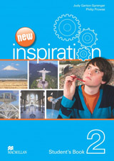 New Inspiration 2 Student´s Book