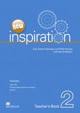 New Inspiration 2 Teacher´s Book Pack