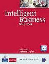 Intelligent Business Advanced Skills Book with CD-ROM