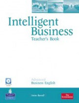 Intelligent Business Advanced Teacher´s Book with Test Master CD-ROM