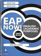 EAP Now! (New Edition) Teacher´s Book